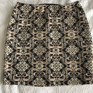 Fancy Fitted Skirt